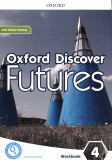 Oxford Discover Futures 4 Workbook with Online Practice