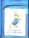 The world of Peter Rabbit Book Bag
