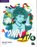 Own It! 4 Project Book