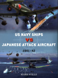 US Navy Ships vs Japanese Attack Aircraft 1941-42