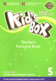 Kid's Box 5 Teacher's Resource Book with Online Audio American English