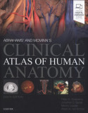 McMinn and Abrahams' Clinical Atlas of Human Anatomy 8th Edition