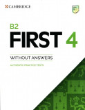 B2 First 4 Authentic Practice Tests