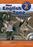 New English Zone 2 Student's book + CD