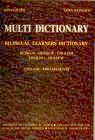 Multi dictionary hebrew-hebrew-english