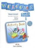 Welcome Kids 1 Activity Book