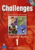 Challenges 1 SB CD PEARSON