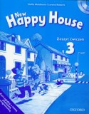 Happy House NEW 3 WB+CD OXFORD