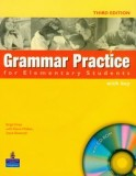 Grammar Practice Elementary Students Book with Key and CD-ROM