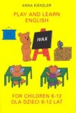Play and learn english for children 6-12