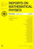 Reports on mathematical physics 65/2