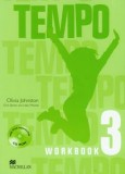 Tempo 3 Workbook + CD
