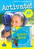 Activate A2 Student's Book z płytą CD