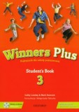 Winners Plus 3 Student's Book with CD