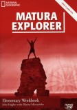 Matura explorer język angielski elementary workbook with cd