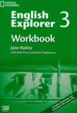 English Explorer 3 Workbook with 3 CD