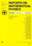 Reports on Mathematical Physics 66/3 2010 Kraj