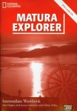 Matura explorer intermediate workbook + 2cd