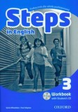 Steps In English 3 Workbook and student's audio CD Pack (Wersja Polska)