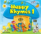 Happy Rhymes 1 Pupil's Pack (Pupil's Book + Audio CD + DVD)