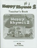 Happy Rhymes 2 Teacher's Book