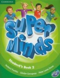 Super Minds 2 Student's Book + DVD