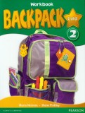 Backpack Gold 2 Workbook plus Audio CD
