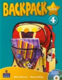 Backpack Gold 4 Student's Book