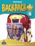 Backpack gold 4 workbook with cd