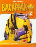 Backpack Gold 6 Workbook plus Audio CD