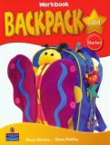 Backpack Gold Starter Workbook plus Audio CD