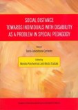 Social Distance Towards Individuals with Disability as a Problem in Special Pedagogy
