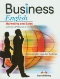 Business English Marketing and Sales Student's Book + Audio CD