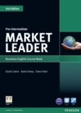 Market Leader Pre-Intermediate Coursebook with MyEnglishLab