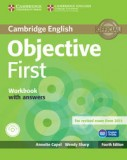 Objective First Workbook with Answers + CD