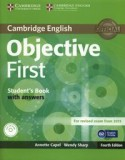 Objective First Student's Book with Answers + CD