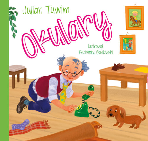 Okulary - Julian Tuwim - Tuwim Julian