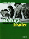 Matura Leader SB ZP + CD MM PUBLICATIONS