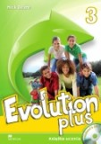 Evolution Plus 3 Student's Book + CD
