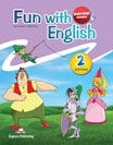 Fun with English 2 Pupil's Pack (Pupil's Book + Multi-ROM)