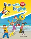 Fun with English 6 Pupil's Pack (Pupil's Book + Multi-ROM)