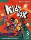 Kids box 3 pupil's book