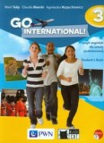 Go International! 3 Student's Book + 2CD