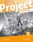 Project  1 fourth edition sp ćwiczenia + audio cd and online practice. język angielski (2014)