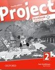 Project  2 fourth edition sp ćwiczenia + audio cd and online practice. język angielski (2014)