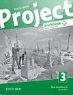 Project  3 fourth edition sp ćwiczenia + audio cd and online practice. język angielski (2014)