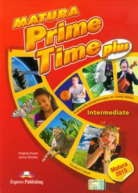 Matura Prime Time Plus Intermediate Student's Book - Evans Virginia, Dooley Jenny