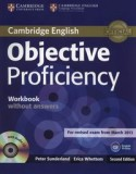 Objective proficiency workbook +cd