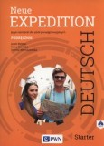 Neue Expedition Deutsch Starter Podręcznik + CD