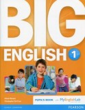 Big English 1 Pupil's Book with MyEnglishLab